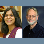 Anu Gokhale and Kenton Machina
